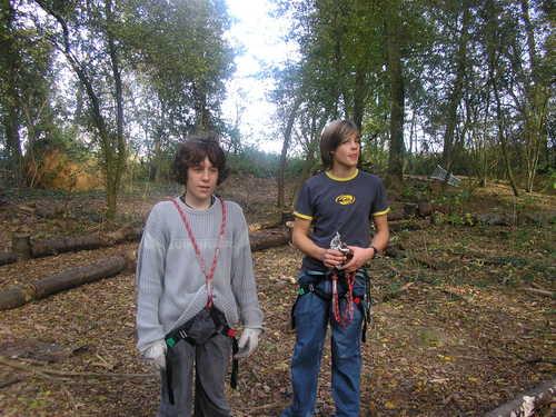 Kael and David